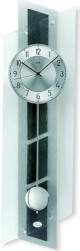 Nástenné hodiny 5217 AMS rádiový signál 84cm  - Obrázok č. 1