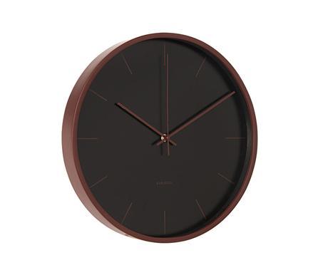 Nástenné hodiny KA5550BK Karlsson 38cm - Obrázok č. 1