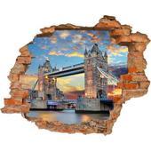 3D fototapeta, Tower Bridge, 125 x100cm,