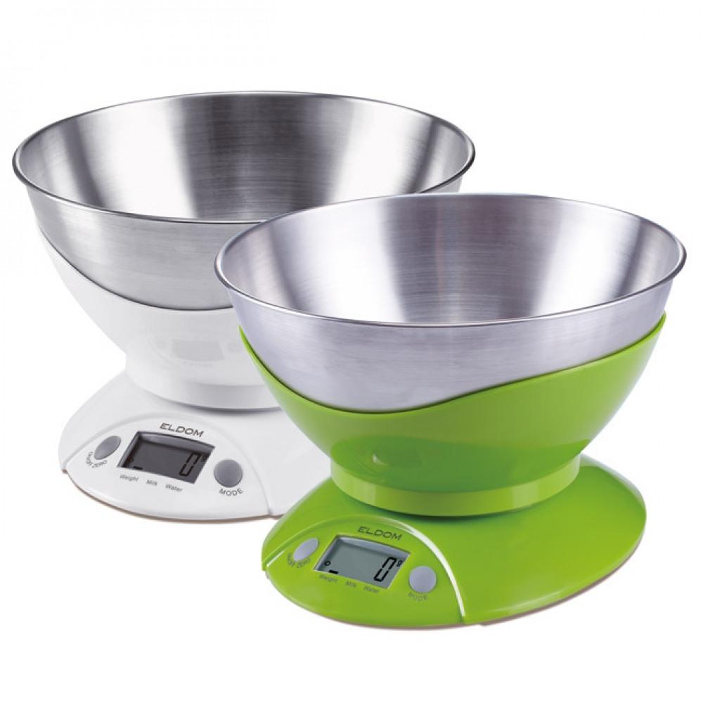 Digitálna kuchynská váha ELD28, 5kg - Obrázok č. 1