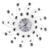Nástenné hodiny Crystal Spiral Espa GEN004, 50cm,