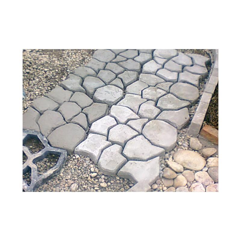 Forma na betónové chodníky - Obrázok č. 1