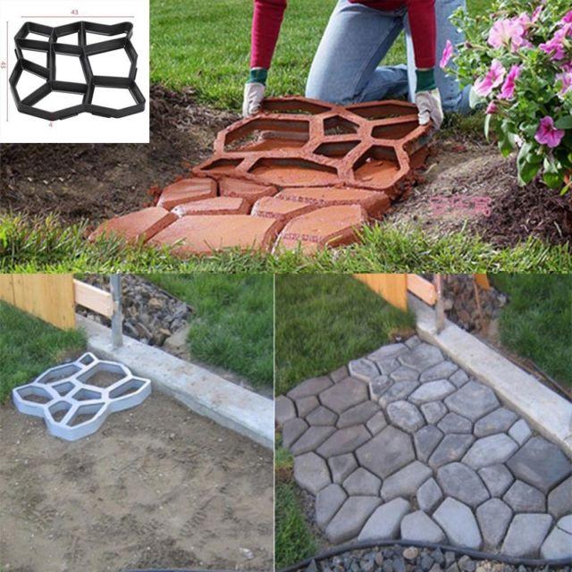 Forma na betónové chodníky - Obrázok č. 2