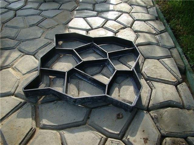 Forma na betónové chodníky - Obrázok č. 3