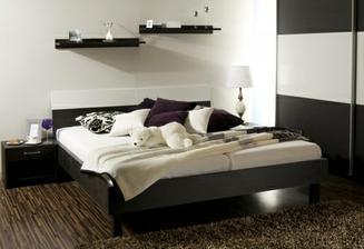 toto je naša spálňa, presne takéto isté prevedenie bude