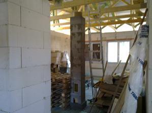 stavanie kominu na krb