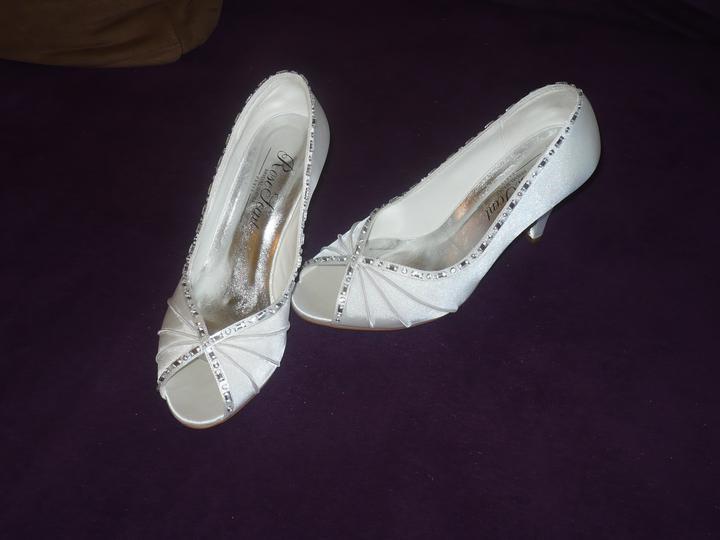 Zopár drobností - moje najkrajšie topánočky