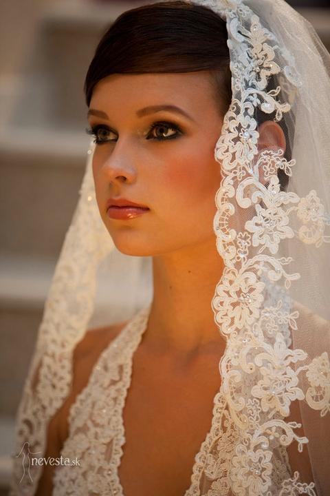 Lace Wedding Decorations & Details - Obrázok č. 76