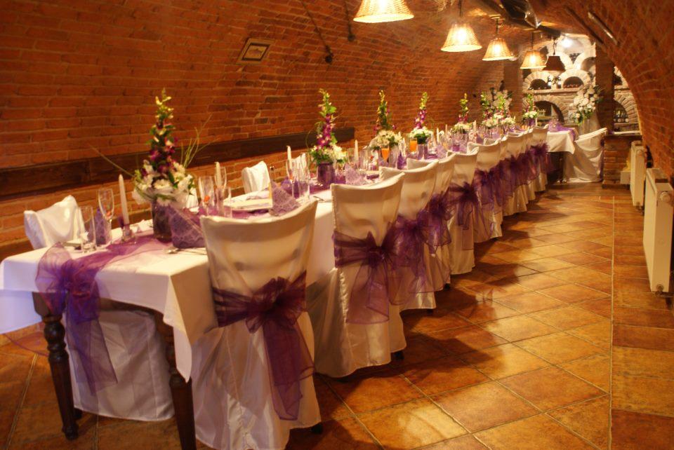 Svatba V Penzionu Cerveny Majak V Sobesovicich