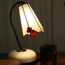 krasne lampy