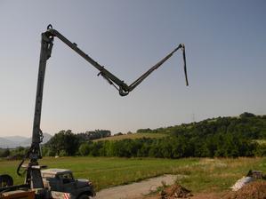 3.7.2012 - Chobot sa sklada