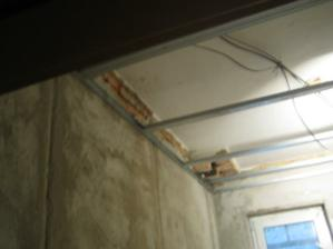 sádroše na strop
