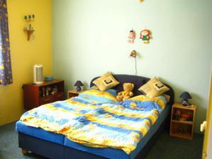 Stará ložnice..
