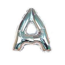 Balonky ve tvaru písmen A a P jsou doma :)