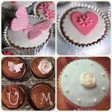 Cupcakes také budou .)