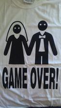 Tričko pro muže na svatební párty :)