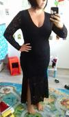 sexy krajkové šaty, 46