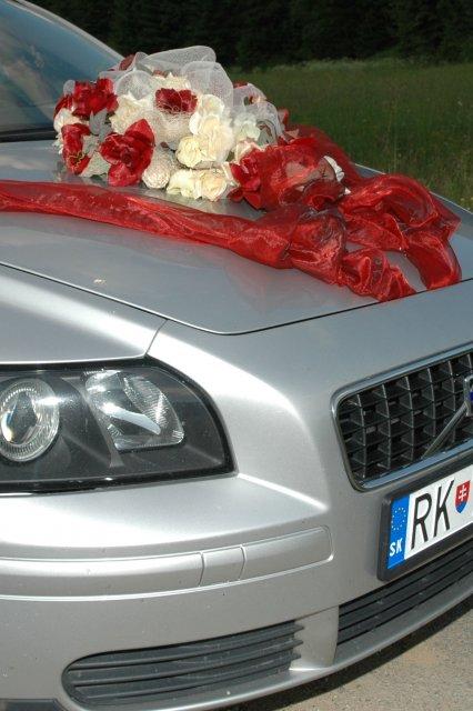 Veronika Hubová{{_AND_}}Michal Hlad - Svad. auto