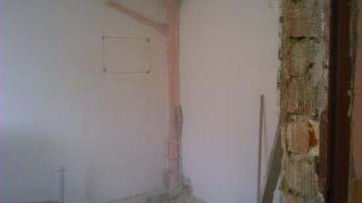 Dolné WC, načrt okna :-)