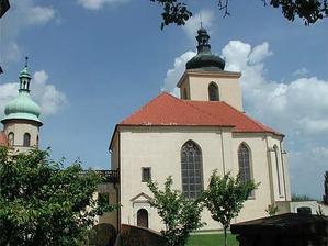Kaple sv. Vojtěcha v Kostelci n. Černými lesy