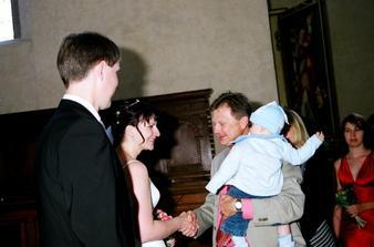 Nejmladší svatebčánek