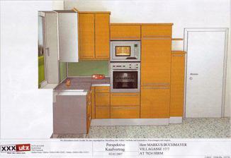 plan kuchyne