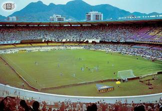 do Brazilie....stadion Maracana