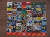Sběratelská kolekce telefoních karet,