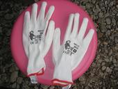 Pracovní rukavice na zahradu-nové,