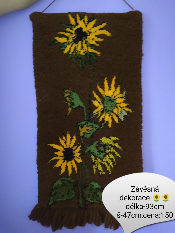 Dekorace Slunečnice - Obrázek č. 1