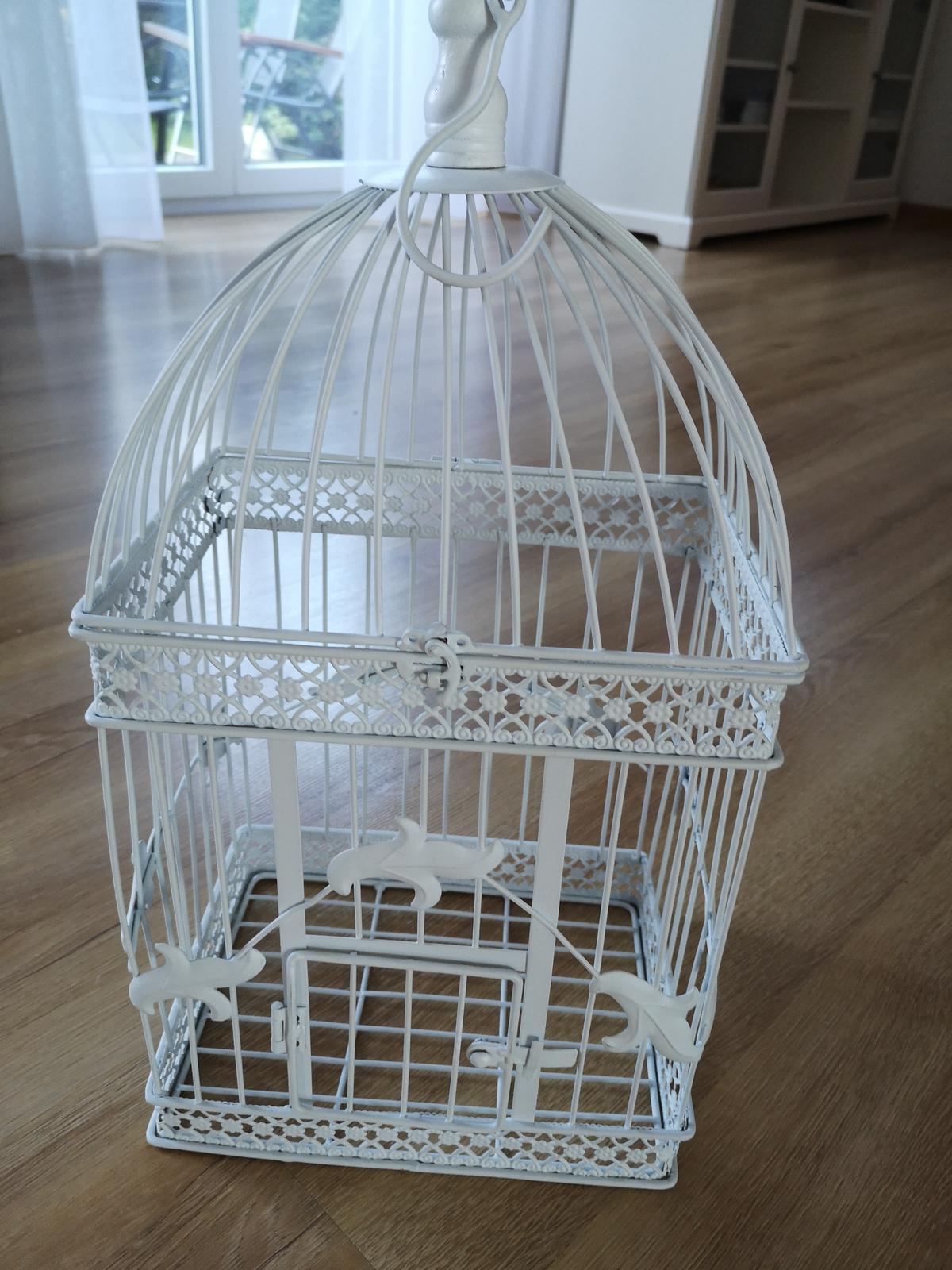 Klietka pre holubice - Obrázok č. 1