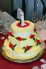 náš OBROVSKY dortík