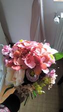 uměla hazeci kytice ;-)