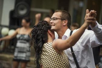 #nejfoto ..........Náš první tanec - All of me - John Legend..........:) ten pocit štěstí v tu chvíli........! Neskutečný...:) .........Photo Markét - Markéta Benešová