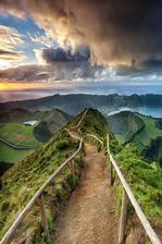 Cíl svatební cesty je jasný!!!! :-) Madeira...:-)