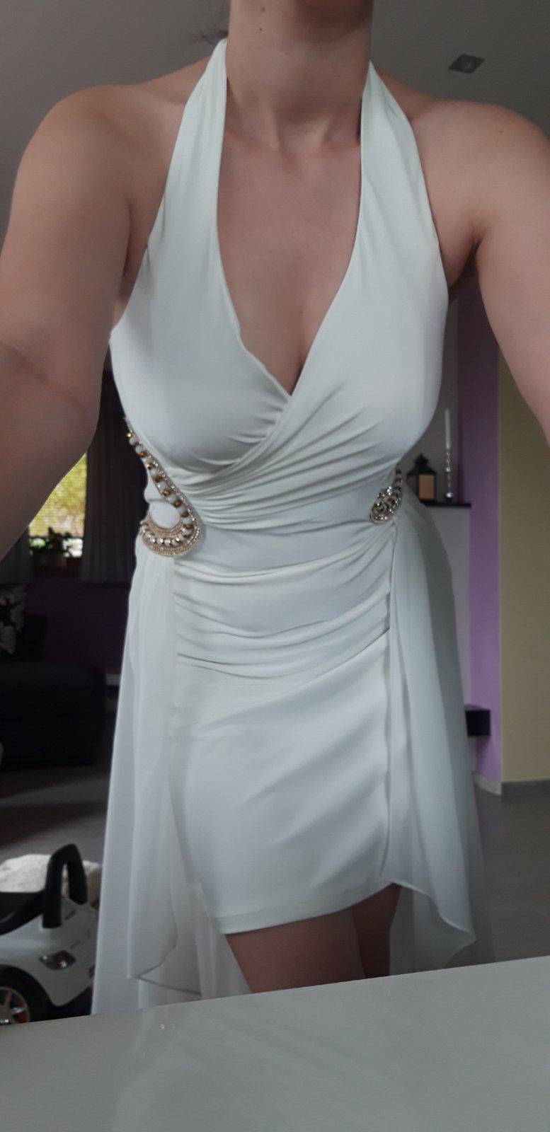 šaty s vlečkou - Obrázok č. 4