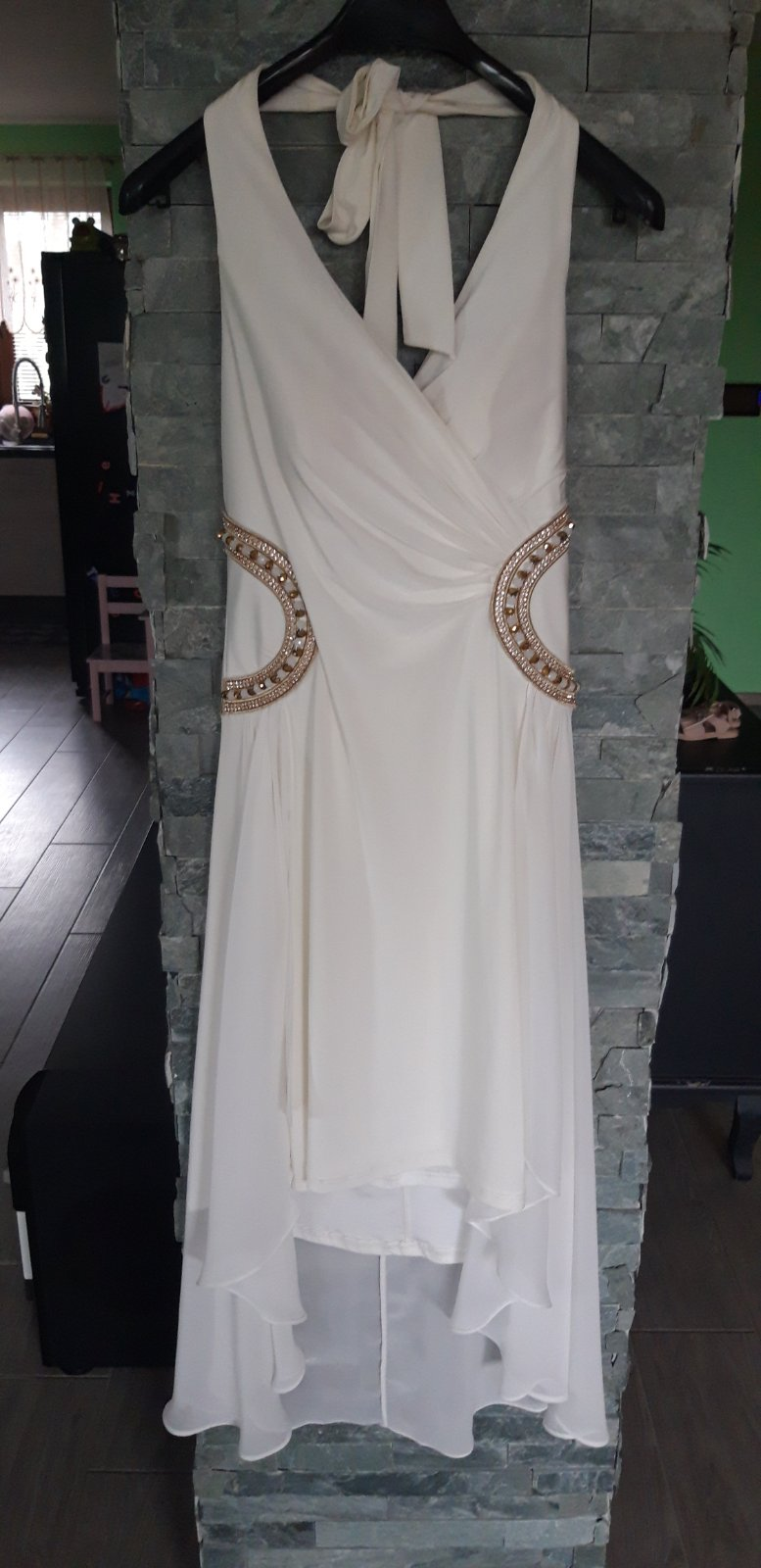 šaty s vlečkou - Obrázok č. 2