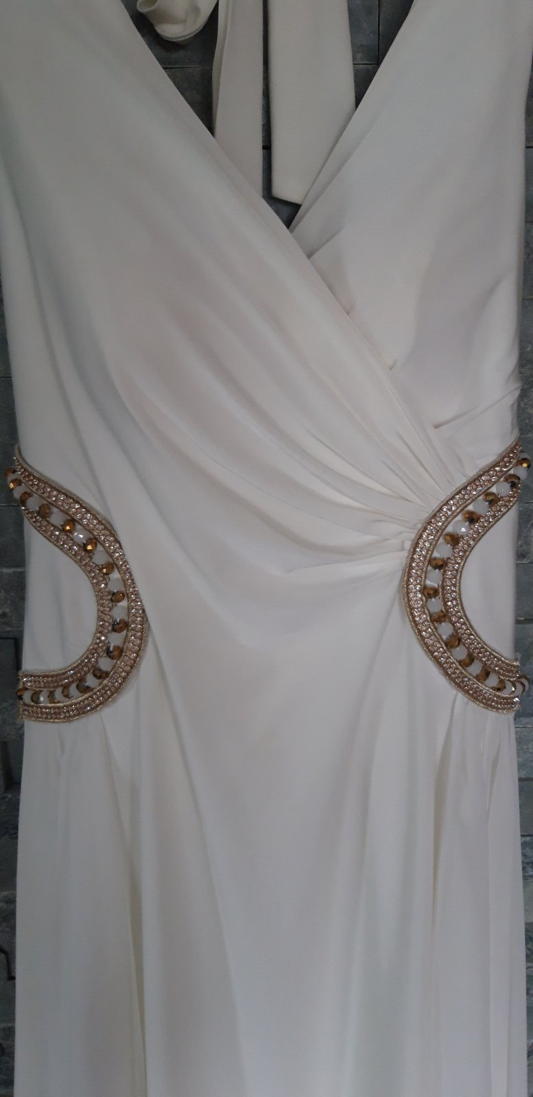 šaty s vlečkou - Obrázok č. 3