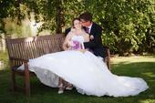 Svatební šaty San Patrick Argel, 36