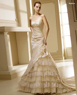 All about wedding - v skutocnosti uplne ine - smotanove