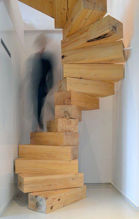 Schody, schodiště - inspirace - Obrázek č. 25