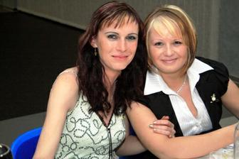 sesternička a moja švagrinka