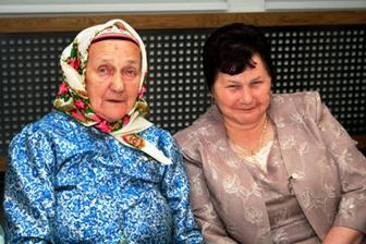 babka a teta - Zdenkova