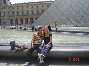 tak to sme my...romanticky vylet v parizi
