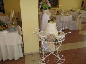 nasa hlavna svadobna torta v skutocnosti
