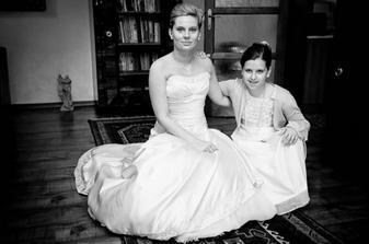 s mojom sestrickou Saskou
