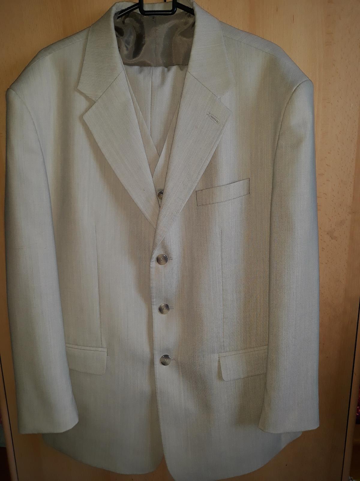 Elegantný oblek - Obrázok č. 1