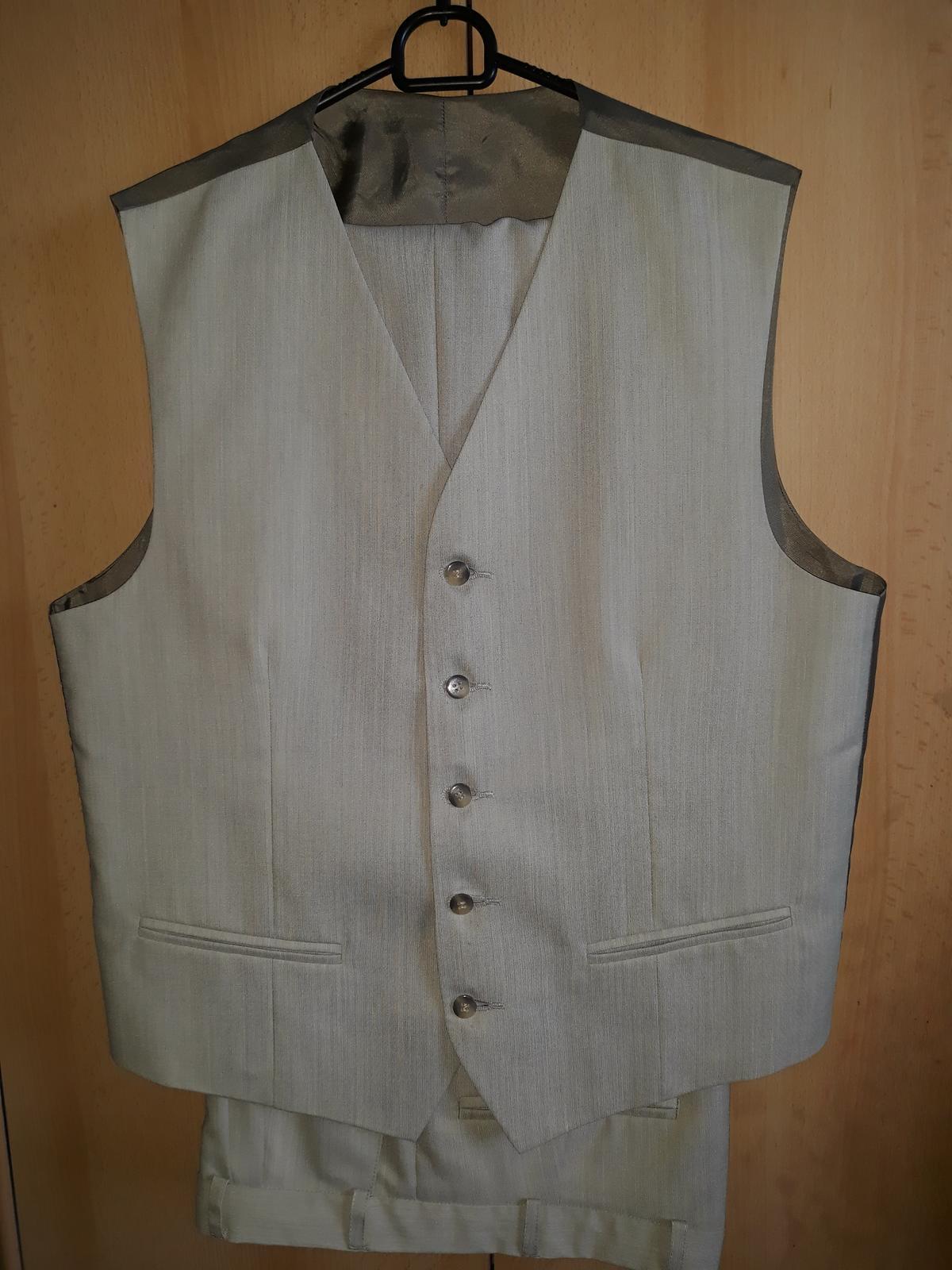 Elegantný oblek - Obrázok č. 3