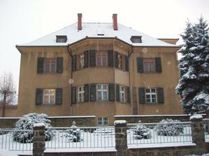 Náš hrad v zimě...není impozantní?