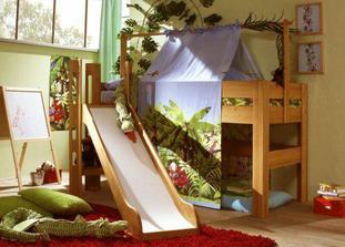 ...něco takového do dětského pokoje...jen potřebuju, aby postýlky byly dvě...
